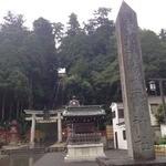 すし哲 - 塩竈神社
