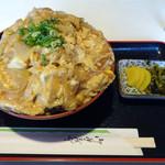 喫茶パール - 「カツ丼」800円