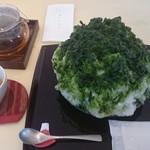 30014213 - 抹茶のかき氷