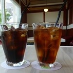 カヴァル・カンティ - アイスティ&アイスコーヒー