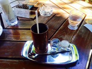 旦念亭 - 水出しアイスコーヒー