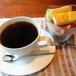 コーヒー屋 鄙 - 料理写真:鄙ブレンド