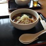 菜花 - チャーシュー麺