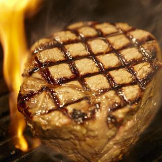 オリジナル熟成ステーキ