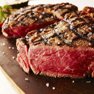 本格!熟成肉ステーキ