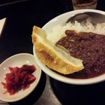 30018282 - 餃子とカレーのマリアージュ(*^^*)