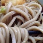遠野屋 - 蕎麦アップ