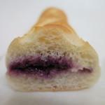 ツィーゲル - スティックパン(ブルーベリー&クリームチーズ)