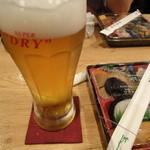 ジーズバー - ビール+オードブル