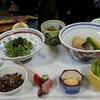 旅館 仙台屋 - 料理写真:夕食 2014.8