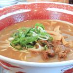 麺王 - 徳島ラーメン バリかたメン