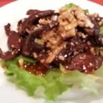 チャオチャオバンブー - 砂肝の山椒風味 2014.8