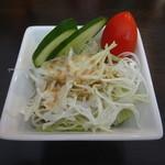 カフェアンジェ - サラダ