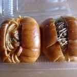 toit vert Ⅱ - ザンギとスパゲティパン