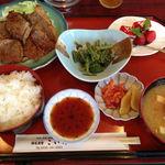 酒楽食家こいけ - 料理写真:上カルビ丼ランチ ¥1,080