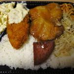 むんじゅる弁当 - 2014.08購入