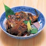 割烹たなか - 料理写真:鯛荒焚き