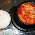 3003192 - 海鮮豆腐チゲ