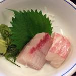 活魚料理 讃岐家 - A定食刺身あっぷ