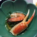 活魚料理 讃岐家 - A定食の大好きなワカメ茎酢の物