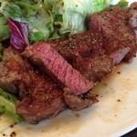 30038121 - 肉は厚みがあるが・・・。