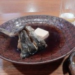 銀平 匠 - 鱸の煮付