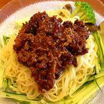 鮮味館 - 搾醤麺(ごまみそ甘口♪)
