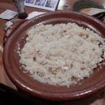 銀平 匠 - 鯛飯