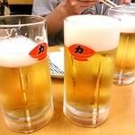 第二力酒蔵 - 2014/8 生ビール☆510円