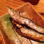 30046369 - イワシ塩焼き、日本酒が欲しくなるっ!