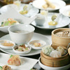 ジャスミン - 料理写真:お昼の飲茶コース 1600円(税込)