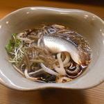 竹はる - コハダとじゅんさいの酢の物