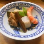 竹はる - 煮物盛合せ
