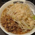 山盛山 - ラーメン 650円