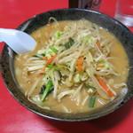 30051915 - 野菜味噌ラーメン 900円