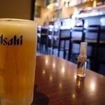 千尋の道 - 昼のビールは、おいしいですね~
