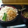 肉汁うどん青柳 - 料理写真: