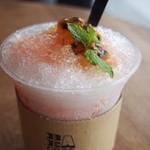 ビー ア グッド ネイバー コーヒー キオスク - 昔懐かしいガリガリ系