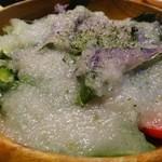 アヤパニ - 島野菜のサラダ(800円)