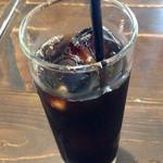 30055096 - アイスコーヒーはランチとセットで100円!!