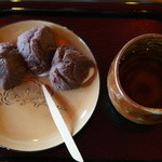 吉野茶屋 - 智恵の餅