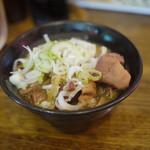 鈴芳 - 牛もつ煮~☆