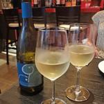 30057147 - 冷え冷え〜サンレモの白ワイン