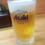 鳥みつ商店 - ドリンク写真:生ビール 500円