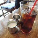 30058958 - ランチのドリンク(アイスコーヒー)