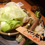 しゃぶしゃぶ温野菜 -