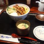 30059759 - 「うなぎ山かけ丼 大盛り」 1,188円