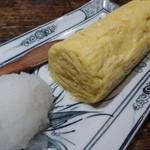 30063722 - 甘海老出汁の玉子焼き(750円)