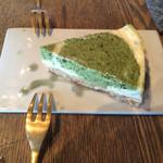 30064546 - 抹茶チーズケーキ