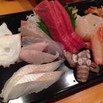 松島 寿司幸 - お刺身盛り合せ